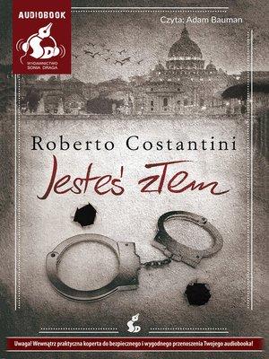 cover image of Jesteś złem