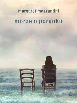 cover image of Morze o poranku