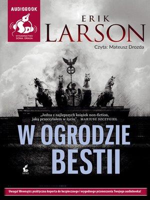 cover image of W ogrodzie bestii