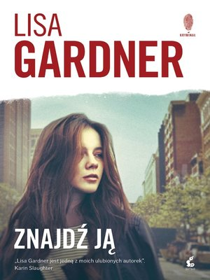 cover image of Znajdź ją