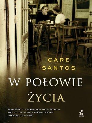 cover image of W połowie życia