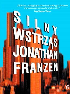 cover image of Silny wstrząs