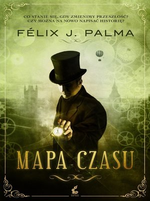 cover image of Mapa czasu