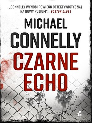 cover image of Czarne echo