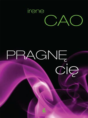 cover image of Pragnę cię