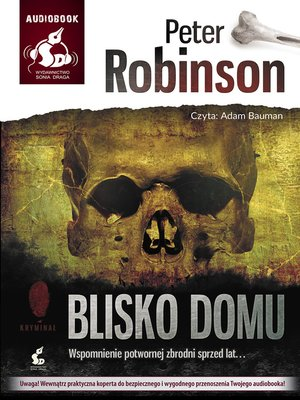 cover image of Blisko domu