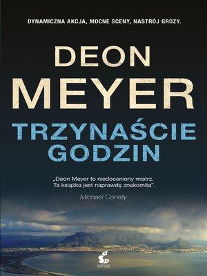 cover image of Trzynaście godzin