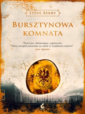 cover image of Bursztynowa komnata
