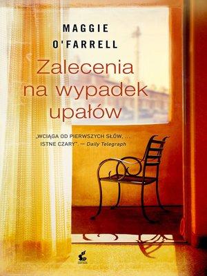 cover image of Zalecenia na wypadek upałów