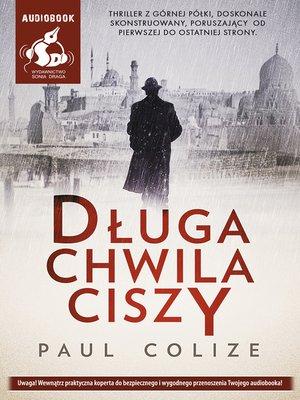 cover image of Długa chwila ciszy
