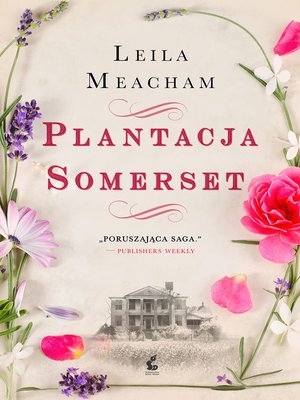 cover image of Plantacja Somerset