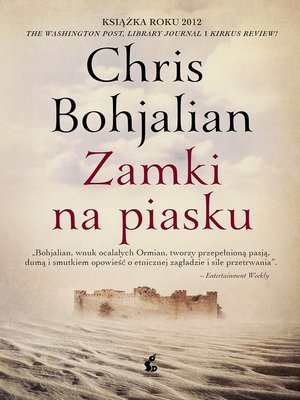 cover image of Zamki na piasku
