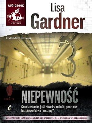cover image of Niepewność
