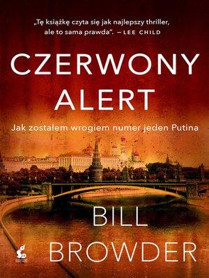 cover image of Czerwony alert
