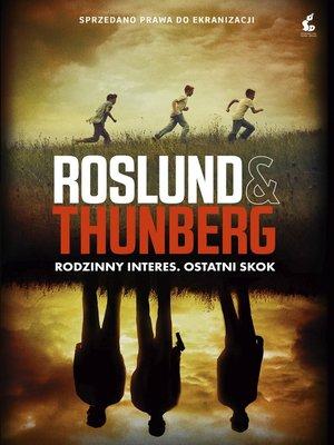 cover image of Rodzinny interes. Ostatni skok