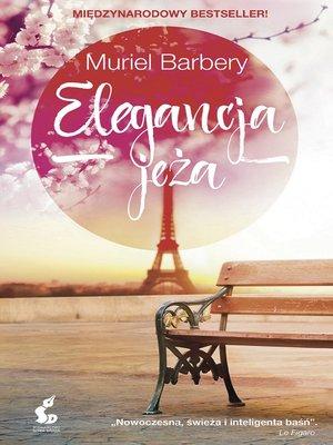 cover image of Elegancja jeża