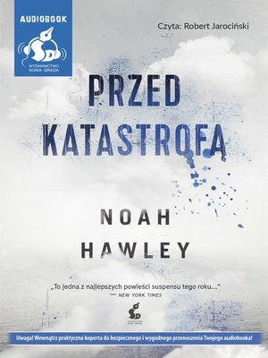 cover image of Przed katastrofą