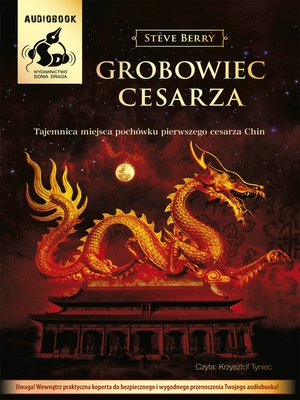 cover image of Grobowiec cesarza