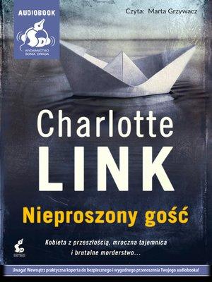 cover image of Nieproszony gość