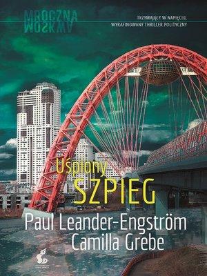 cover image of Uśpiony szpieg