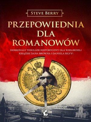 cover image of Przepowiednia dla Romanowów