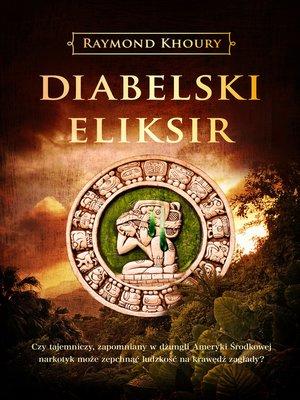 cover image of Diabelski eliksir