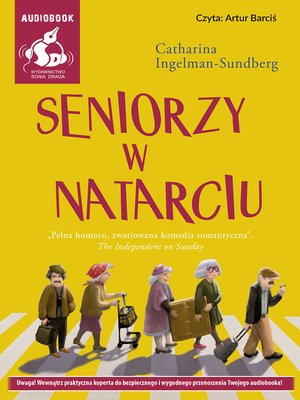 cover image of Seniorzy w natarciu