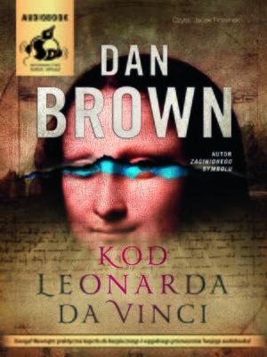 cover image of Kod Leonarda da Vinci