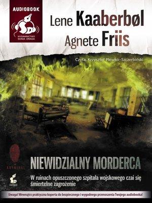 cover image of Niewidzialny morderca