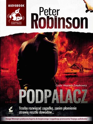 cover image of Podpalacz
