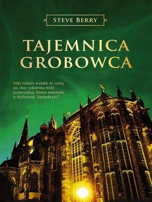 cover image of Tajemnica grobowca