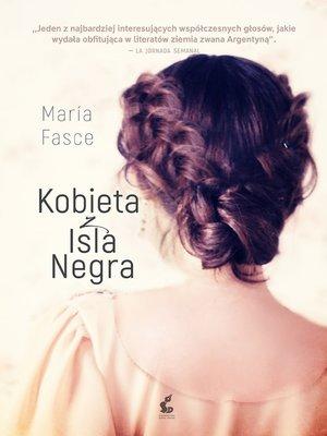 cover image of Kobieta z Isla Negra