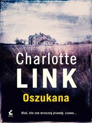 cover image of Oszukana
