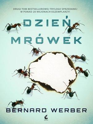cover image of Dzień mrówek