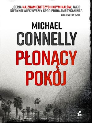 cover image of Płonący pokój