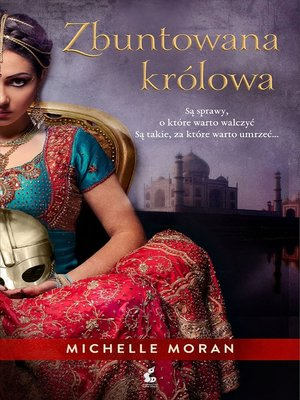 cover image of Zbuntowana królowa