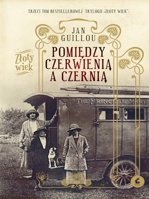 cover image of Pomiędzy czerwienią a czernią