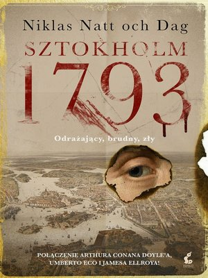 cover image of Sztokholm 1793
