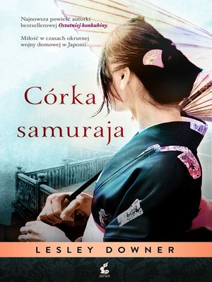 cover image of Córka samuraja