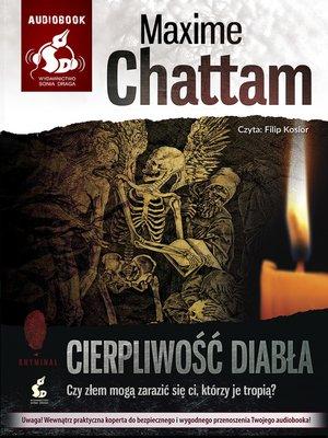 cover image of Cierpliwość diabła