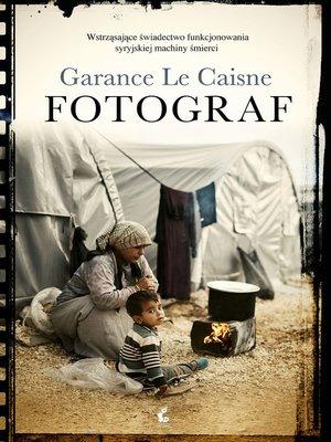 cover image of Fotograf