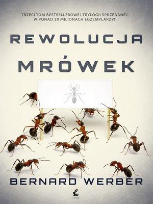 cover image of Rewolucja mrówek