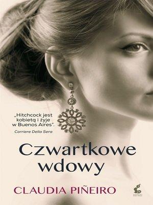 cover image of Czwartkowe wdowy