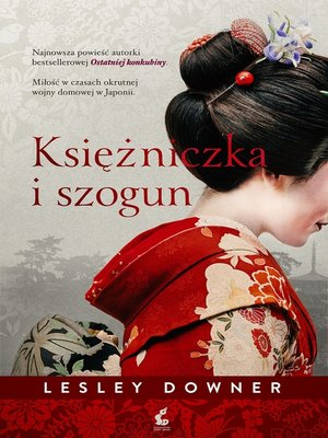 cover image of Księżniczka i szogun
