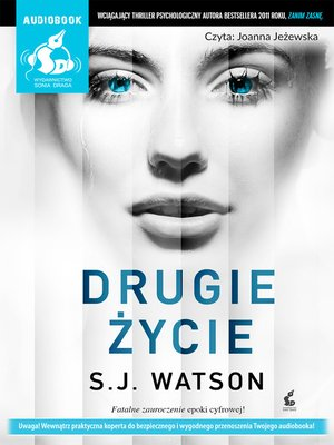 cover image of Drugie życie