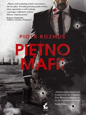 cover image of Piętno mafii