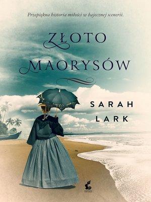 cover image of Złoto Maorysów
