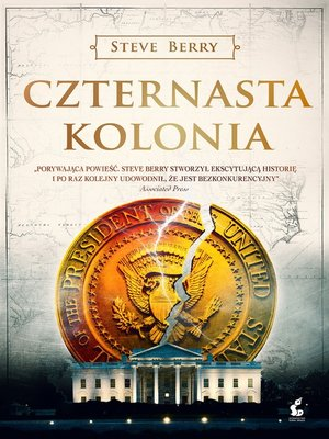 cover image of Czternasta kolonia