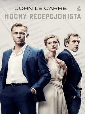 cover image of Nocny recepcjonista