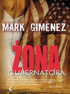 cover image of Żona gubernatora